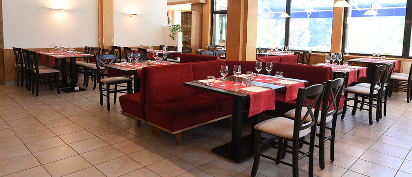Restaurant at Best Western Kranjska Gora .JPG